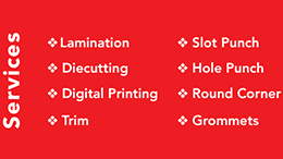 Get in Touch! | Custom Laminating - Orange County, CA